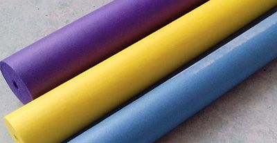 彩色橡塑管材