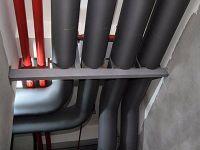 橡塑管保温施工